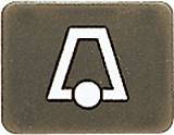 JUNG Symbole für WG 800 33ANK