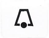 JUNG Symbole für CD 500, WG 600, AP 600 33KWW
