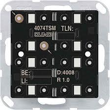 JUNG Tastsensor-Modul Standard 4fach 4074TSM