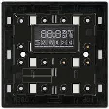 JUNG Kompakt-Raumcontroller-Modul 4093KRMTSD