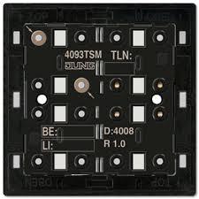 JUNG Tastsensor-Modul Universal 3fach 4093TSM