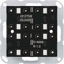 JUNG Tastsensor-Modul 24 V AC/DC 4212TSM