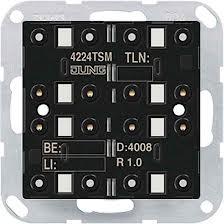 JUNG Tastsensor-Modul 24 V AC/DC 4224TSM