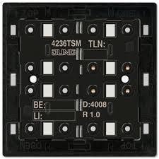 JUNG Tastsensor-Modul 24 V AC/DC 4236TSM