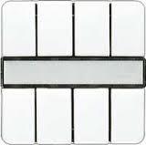 JUNG KNX Tastsensor 4fach Standard CD2074NABSWW
