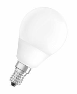 Osram DULUX PRO MINI BULLET 9 W/825 E14 Kompaktleuchtstofflampe