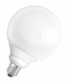 Osram DULUX PRO GLOBE 14 W/825 E27 Kompaktleuchtstofflampe