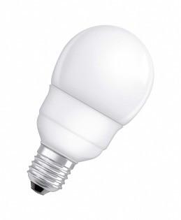 Osram DULUX PRO MINI BALL 11 W/825 E27 Kompaktleuchtstofflampe