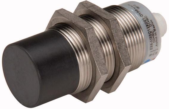 Eaton Näherungsschalter induktiv 1S Sn=29mm 4L 6-48VDC NPN PNP M30 Metall M12 E59-M30C129D01-D1