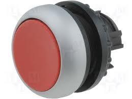 Eaton Drucktaste flach rot tastend M22-D-R