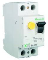 Eaton FI-Schalter 25A 2p 30mA Typ A PXF-25/2/003-A