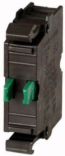 Eaton Kontaktelement 1 Schließer Frontbefestigung Schraubanschluss M22-K10