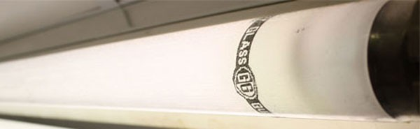 GLASSGUARD Leuchtstofflampe 1883/S 18W-830 splittergeschützt