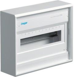Hager AP-Verteiler Volta VA12CN IP30 1-reihig