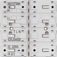 JUNG Tastsensor-Modul Standard 2fach 3072TSM