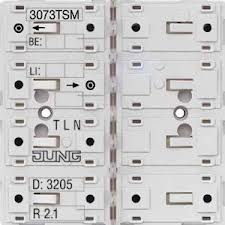 JUNG Tastsensor-Modul Standard 3fach 3073TSM