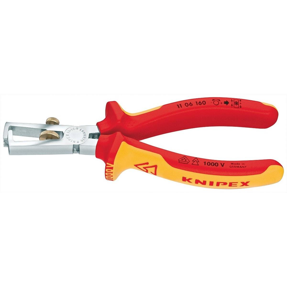 Knipex Abisolierzange 1106160