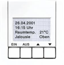 JUNG KNX Info-Display LS2041WW
