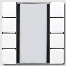 JUNG KNX Lichtszenen-Tastsensor 8fach LS2094LZ