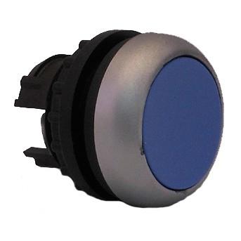 Eaton Drucktaste flach blau rastend M22-DR-B