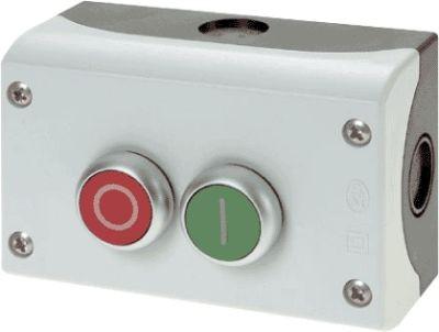 Eaton Drucktaster 2 Schließer + 2 Öffner Aufbau M22-I2-M1