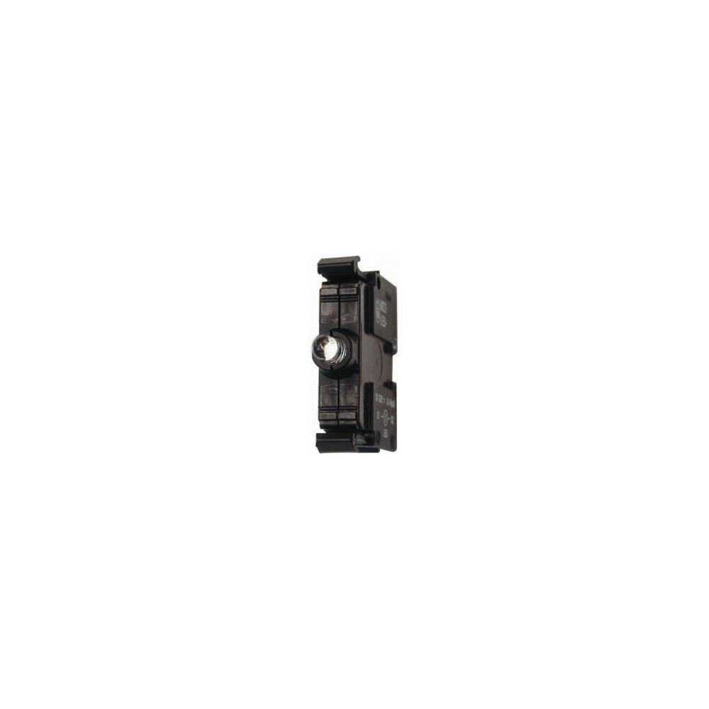 Eaton Leuchtelement LED weiß Frontbefestigung 85 - 264 V AC Schraubanschluss M22-LED230-W