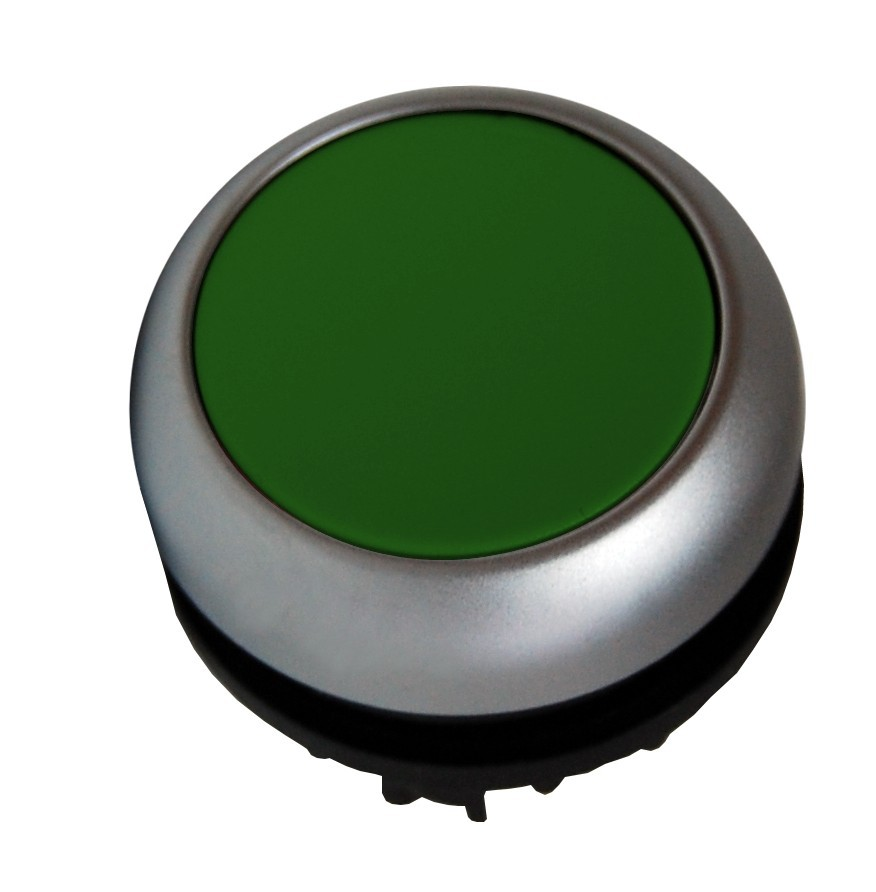 Eaton Drucktaste flach grün tastend M22-D-G