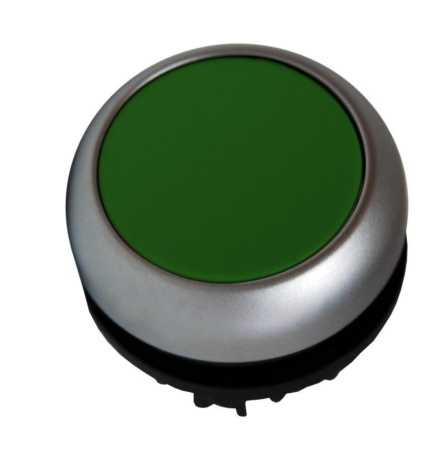 Eaton Drucktaste flach grün rastend M22-DR-G