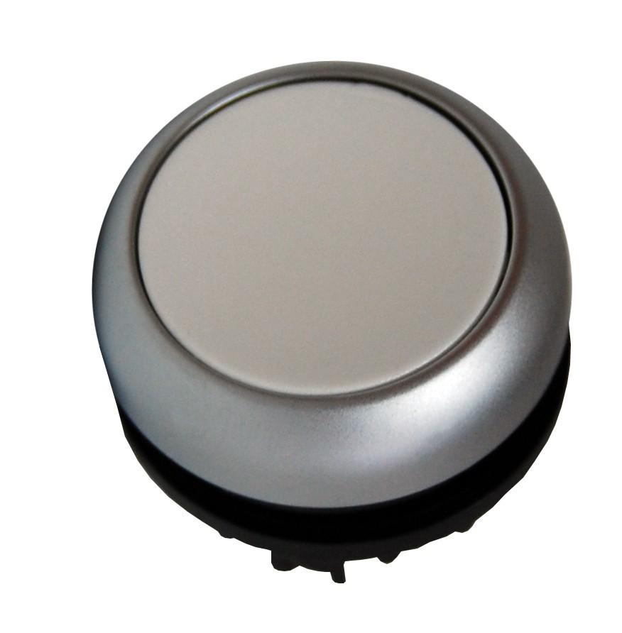 Eaton Drucktaste flach weiß rastend M22-DR-W