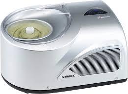 NEMOX Eismaschine Gelato NXT-1 L'AUTOMATICA silber