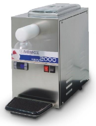 NEMOX Schlagsahne-Maschine Wippy 2000