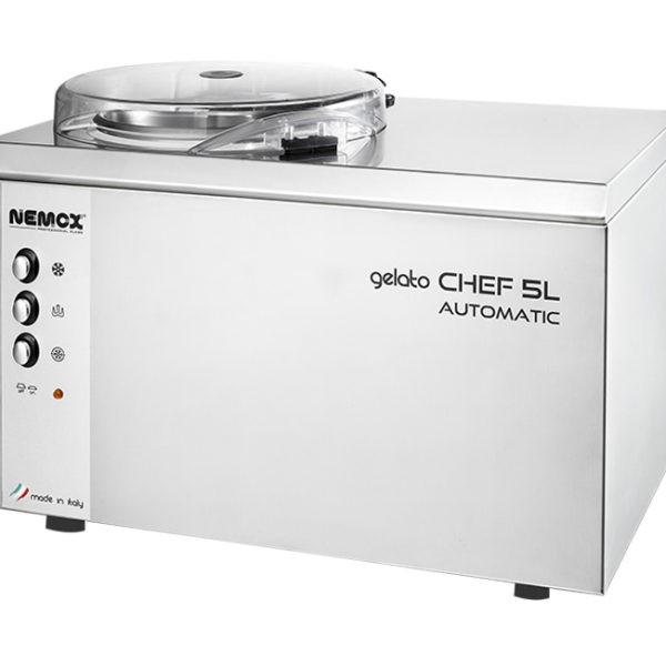 NEMOX Eismaschine Gelato Chef 5L Automatic
