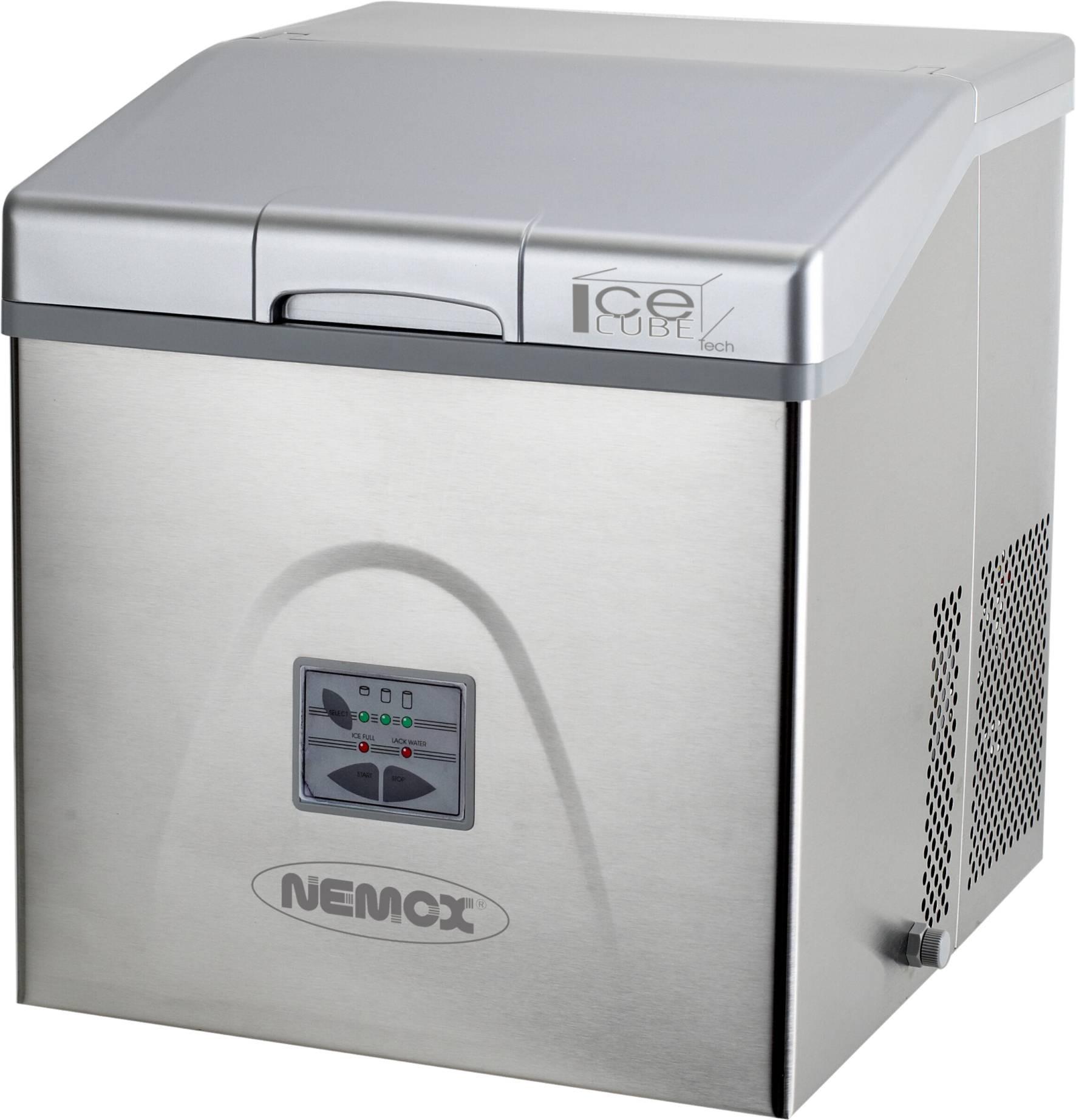 NEMOX Eiswürfelbereiter Ice cube Tech