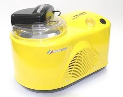 NEMOX Eismaschine TALENT  Gelato & Sorbet gelb/schwarz