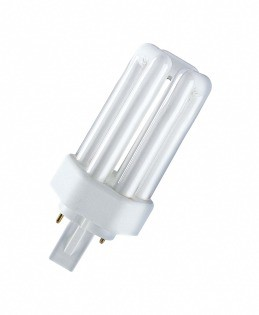 Osram Kompaktleuchtstofflampe DULUX T PLUS 13W/840