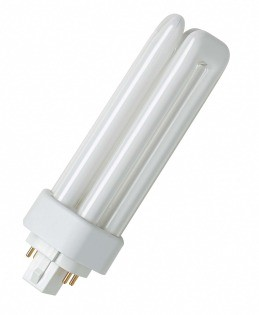 Osram Kompaktleuchtstofflampe DULUX T/E PLUS 32W/830