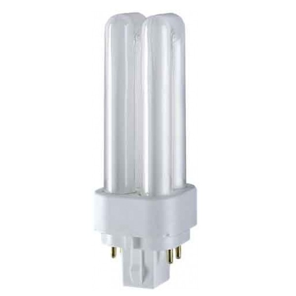 Osram DULUX D/E 18W/41-827 Kompaktleuchststofflampe