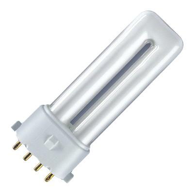 Osram DULUX S/E 9W/41-827 Kompaktleuchststofflampe