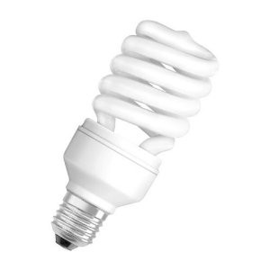 Radium Kompaktleuchtstofflampe Ralux®Spin Efficient RXE-SP 23W/827/E27