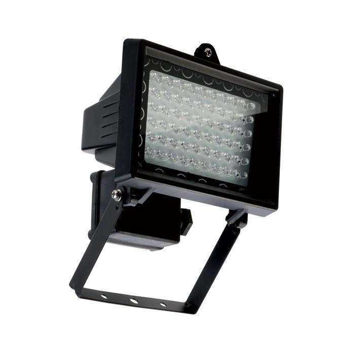 Relco LED Strahler Virgola 3,6W IP44 schwarz