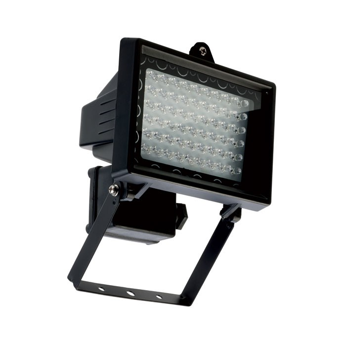 Relco LED Strahler Virgola 7,8W IP44 schwarz