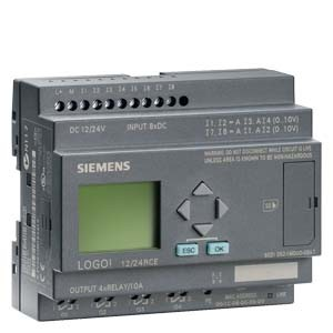 Siemens LOGO! 12/24RCE 6ED1052-1MD00-0BA7 12/24 V/DC