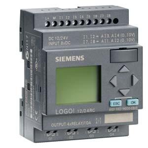 Siemens LOGO! 12/24RC 6ED1052-1MD00-0BA6 12/24 V/DC