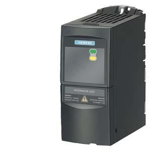 Siemens Micromaster 420 3AC380-480V 6SE6420-2UD13-7AA1