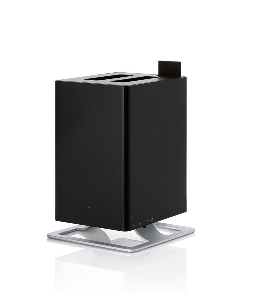 stadler form luftbefeuchter anton schwarz homeelectric. Black Bedroom Furniture Sets. Home Design Ideas