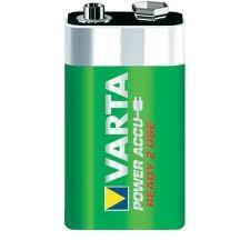 Varta Power Accu NI-MH 6F22 9V Block 56722 200mAh