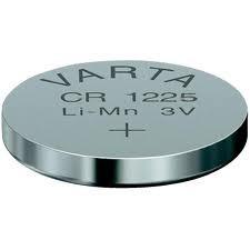 Varta Professional Lithium Knopfzelle CR1220 3V