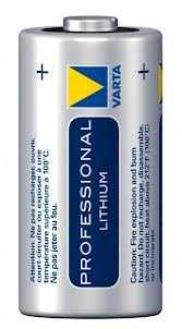 Varta Professional Lithium Batterie CR123A 3V