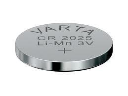 Varta Professional Lithium Knopfzelle CR2025 3V