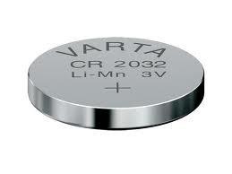 Varta Professional Lithium Knopfzelle CR2032 3V